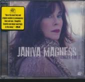 MAGNESS JANIVA  - CD STRONGER FOR IT