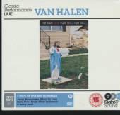 VAN HALEN  - 2xCD+DVD RIGHT HERE, RIGHT NOW