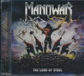 MANOWAR  - CD LORD OF STEEL