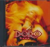 DORO  - CD DORO LIVE