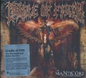CRADLE OF FILTH  - CD MANTICORE AND OTHER HORRORS
