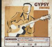 VARIOUS  - 4xCD GYPSY SWING