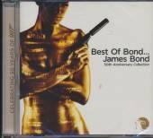 VARIOUS  - CD BEST OF BOND...JA..