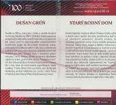 DUSAN GRUN / STARY RODNY DOM (OPUS 100 - supershop.sk