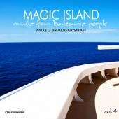 SHAH ROGER  - 2xCD MAGIC ISLAND 4