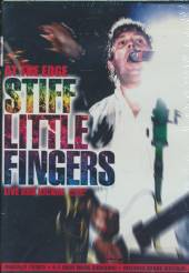 STIFF LITTLE FINGERS  - DVD AT THE EDGE