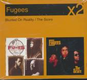 FUGEES  - CD BLUNTED ON REALITY/THE SCORE