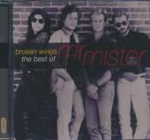 MR. MISTER  - CD BROKEN WINGS: THE BEST..