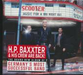 SCOOTER  - CD MUSIC FOR A BIG NIGHT OUT (STANDARD)