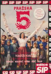 FILM  - DVP Pražská pětka DVD