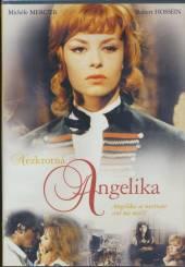 FILM  - DVD ANGELIKA 4 NEZKROTNA ANGELIKA