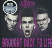 NEKROMANTIX  - CD BROUGHT BACK TO LIFE