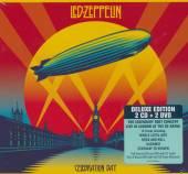 LED ZEPPELIN  - 4xCD+DVD CELEBRATION..