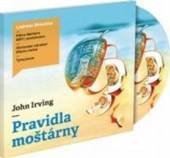 MRKVICKA LADISLAV  - 3xCD IRVING: PRAVIDLA MOSTARNY (MP3-CD)
