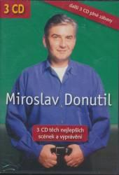 DONUTIL MIROSLAV  - 3xCD 3CD TECH NEJLEPSICH SCENEK 2.