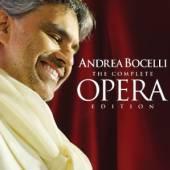 BOCELLI ANDREA  - CD THE COMPLETE OPERA EDITION