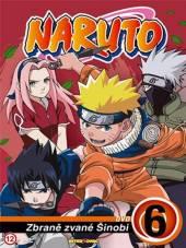 Naruto 6 (Naruto) DVD - supershop.sk