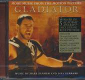 SOUNDTRACK  - CD GLADIATOR [MORE MUSIC]