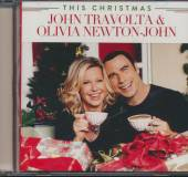 TRAVOLTA JOHN & NEWTON JOHN OL  - CD THIS CHRISTMAS