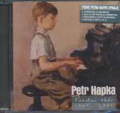 HAPKA PETR  - 2xCD POZDNI SBER [BEST]
