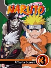 FILM  - DVD Naruto 3 (Naruto) DVD