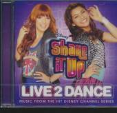 VARIOUS  - CD SHAKE IT UP - LIVE 2 DANCE OST