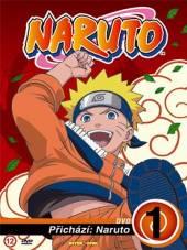 FILM  - DVD Naruto 1 (Naruto) DVD