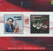 OLAH FARKASOVCI  - 2xCD RINALDO OLAH / HRAJU PESNICKY