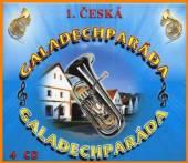 VARIOUS  - 4xCD 1.CESKA GALADECHPARADA 4CD