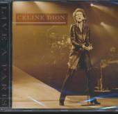 DION CELINE  - CD LIVE A PARIS