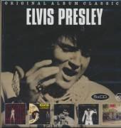 PRESLEY ELVIS  - 5xCD ORIGINAL ALBUM CLASSICS4