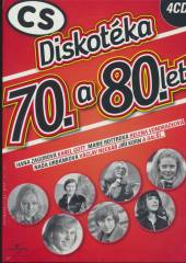 VARIOUS  - 4xCD CS DISKOTEKA 70.A 80./BOX