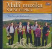 MALA MUZIKA NAUSE PEPIKA  - CD POZDRAV PO HVEZDACH