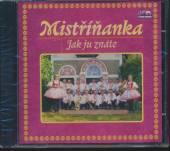 MISTRINANKA  - CD JAK JU ZNATE