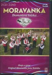 MORAVANKA  - 5xdcd DIAMANTOVA KOLEKCE [2CD+3DVD]