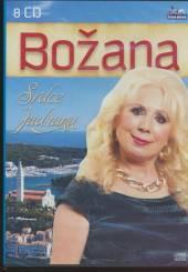 BOZANA  - 8xCD SRDCE JADRANU