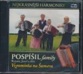 POSPISIL FAMILY  - CD VZPOMINKA NA SUMAVU