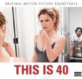 VARIOUS  - CD THIS IS 40 SOUNDTRACK