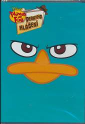 FILM  - DVD PHINEAS A FERB: PERRYHO HLASENI DVD