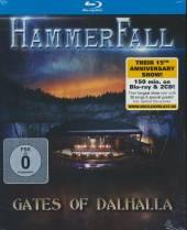HAMMERFALL  - BRC GATES OF DALHALLA -BR+CD- [BLURAY]