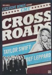 SWIFT TAYLOR  - DVD CMT CROSSROADS