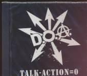 DOA  - CD TALK MINUS ACTION = ZERO