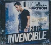 TITO EL BAMBINO  - CD 2012 INVENCIBLE