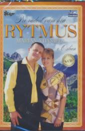 RYTMUS (LUDOVA HUDBA)  - 6xCD PRE RADOST VAM HRA (CESKA MUZIKA)