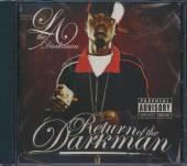 LA THE DARKMAN  - CD RETURN OF THE DARKMAN