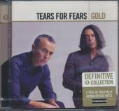 TEARS FOR FEARS  - 2xCD GOLD