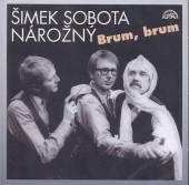 SIMEK M. & SOBOTA L. & KRAMPOL  - CD BRUM, BRUM