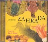 HOGER KAREL  - CD ZAHRADA (JIRI TRNKA)