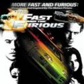 SOUNDTRACK  - CD MORE FAST AND FURIOUS