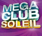 VARIOUS  - 4xCD MEGA CLUB SOLEIL